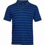 North 56°4 striped polo, indigo blue
