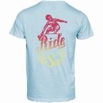 Replika T-shirt rugprint