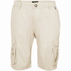North 56°4 Cargo shorts met stretch, sand