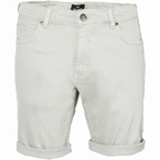 Replika 5-pocket shorts met stretch, sand