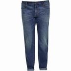 Replika jeans m. stretch RINGO L34, blue used wash
