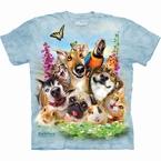 T-shirt Pet selfie