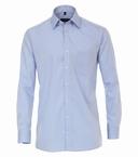 Casa Moda strijkvrij Comfort Fit overhemd, l.blauw