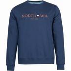 North 56°4 sweatshirt North-56°4, navy blauw