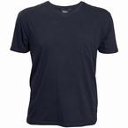 North 56°4 stretch T-shirt V-hals+borstzak, navy