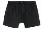 Allsize boxershort, effen zwart