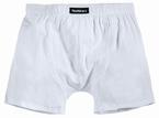 Allsize boxershort, effen wit