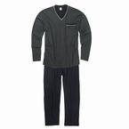 Pyjama GUSTAV, navy blauw