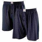 DEAN boxershort 2-pack, navy (2 stuks)