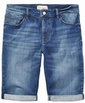 Redpoint shorts m. stretch, donker jeans