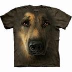 T-shirt Duitse herder