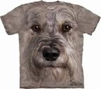 T-shirt Dwergschnauzer