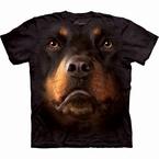 T-shirt Rottweiler