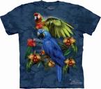 T-shirt Tropical Friends