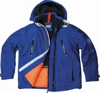 Greyes Ski/Outdoor Jack 5K, cobalt blauw