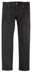 North 56°4 5-pocket twill jeans broek, zwart