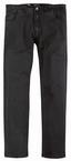 North 56°4 5-pocket twill jeans broek, zwart