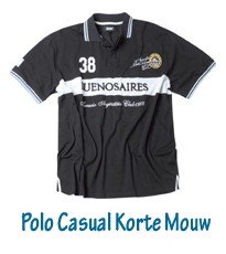 Polo Casual Korte Mouw