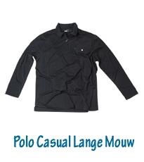 Polo Casual Lange mouw