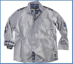 Shirt lange mouw