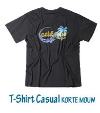 T-shirt Casual Korte mouw