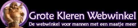 GroteKleren-Webwinkel.nl GroteKleren-Webwinkel.nl – De webwinkel voor herenmode in grote maten